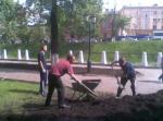 Услуги разнорабочих. Дачные работы в Томске.